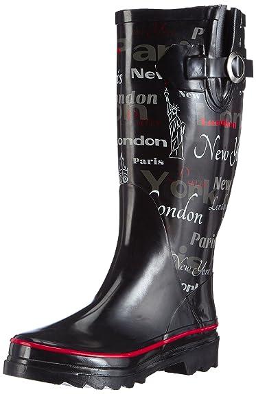 Downtown, Womens Wellington Boots Beck