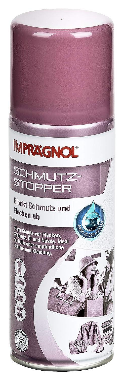 Imprägnol Schmutz Stopper Imprägnierspray Easy Clean Effek, Schneerändern, 200ml