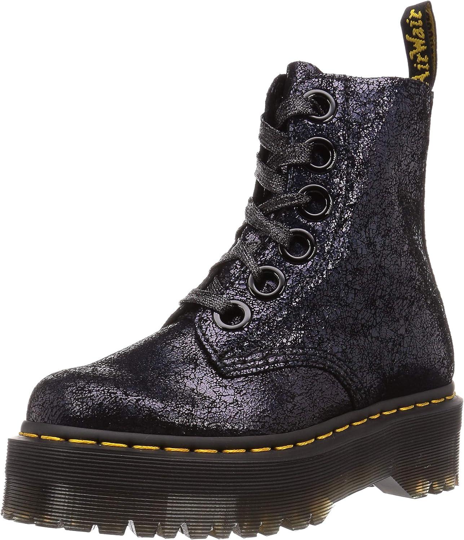 platform boots dr martens
