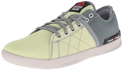 52bdacb0b85 Reebok Women s RCF Lite Lo TR Poly Training Shoe  Amazon.co.uk ...
