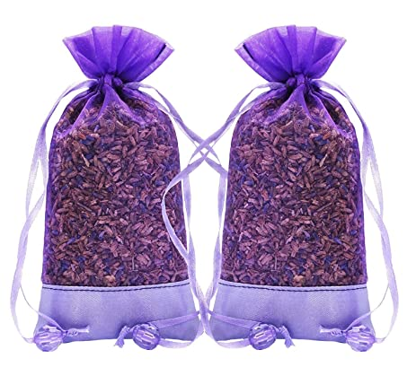 Lavender Natural Air Freshener For Closet, Drawer, Car, Room U2013 Prevents  Moths And