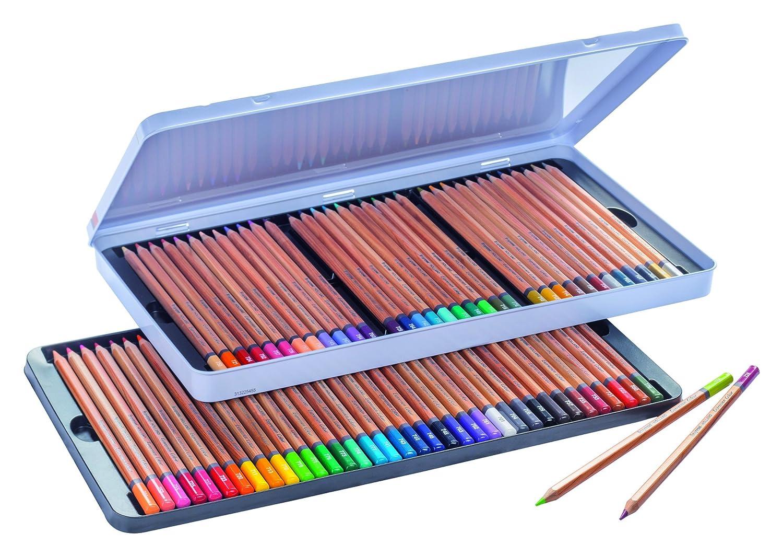 Amazon.com: Bruynzeel Expression Tin 72 Pencils, 0.21 x 3.38 ...