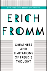 Greatness and Limitations of Freud's Thought Kindle Edition