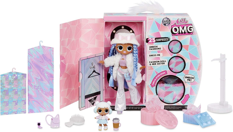 BAG ONLY  FOR LIL Trouble Maker Original LOL Surprise Dolls Figure Rare