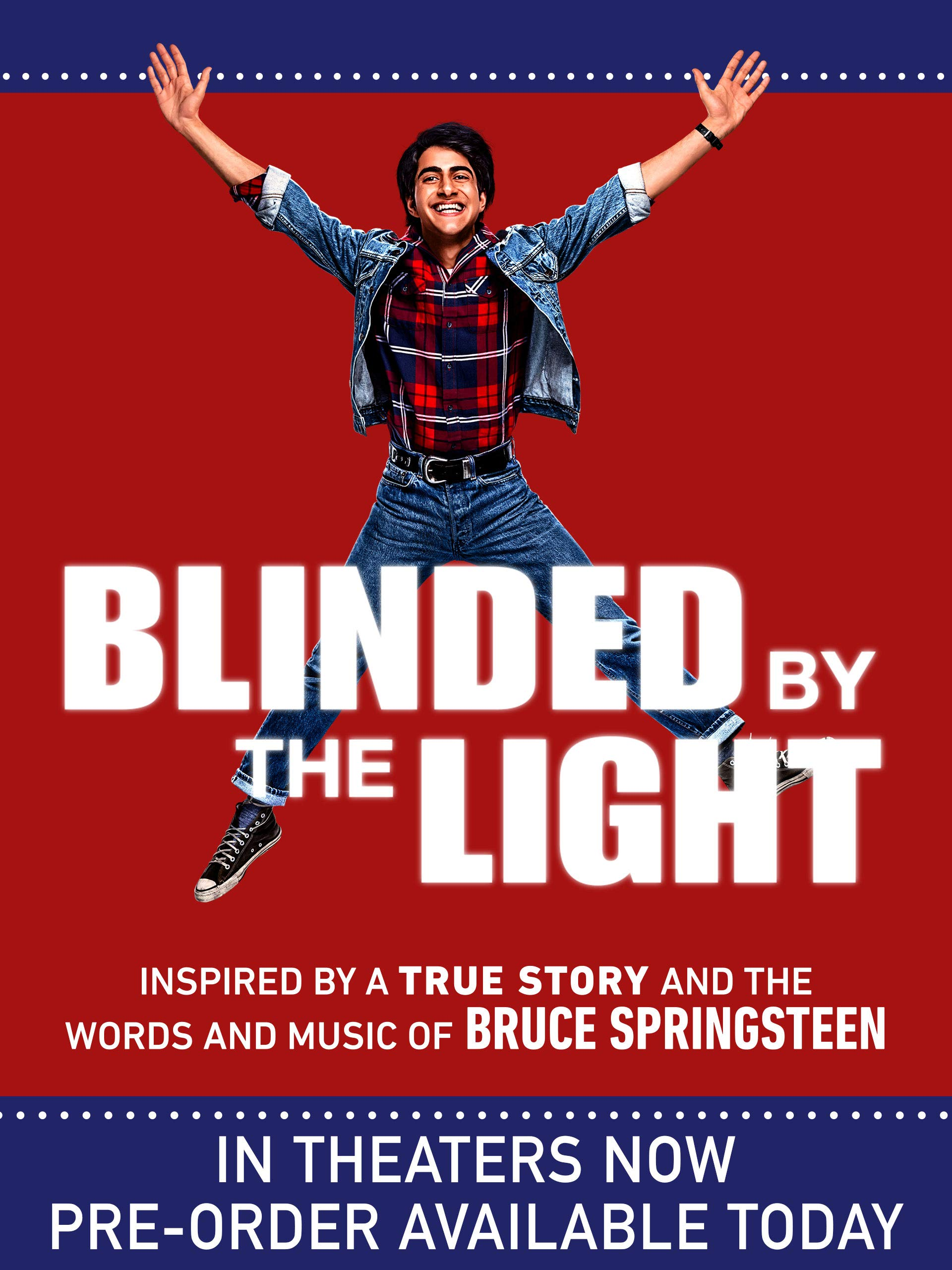Book Cover: Blinded by the Light