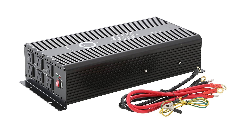 halo automotive ha i2500s power inverter 2500 watt ebay. Black Bedroom Furniture Sets. Home Design Ideas