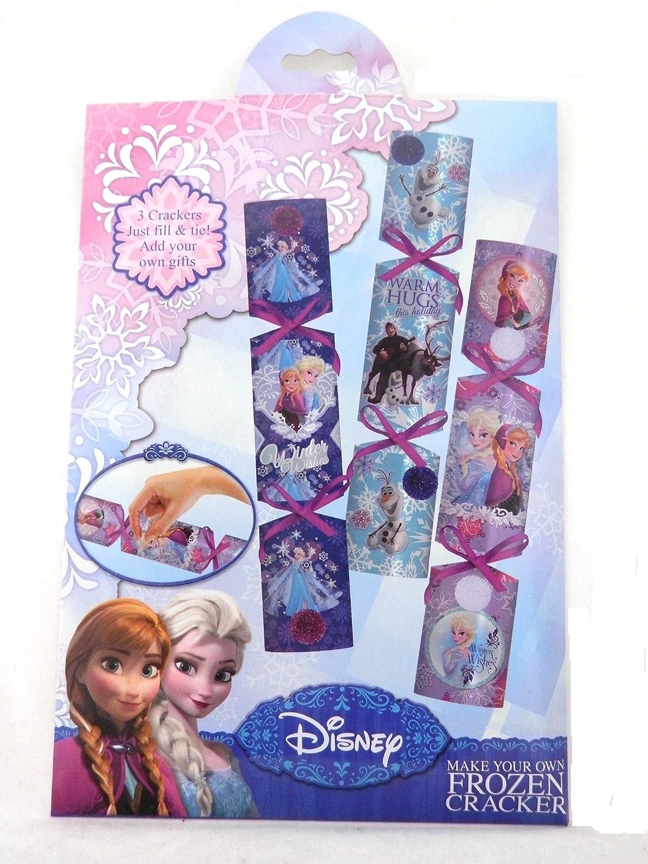 Disney frozen make your own cracker kit amazon toys games solutioingenieria Gallery