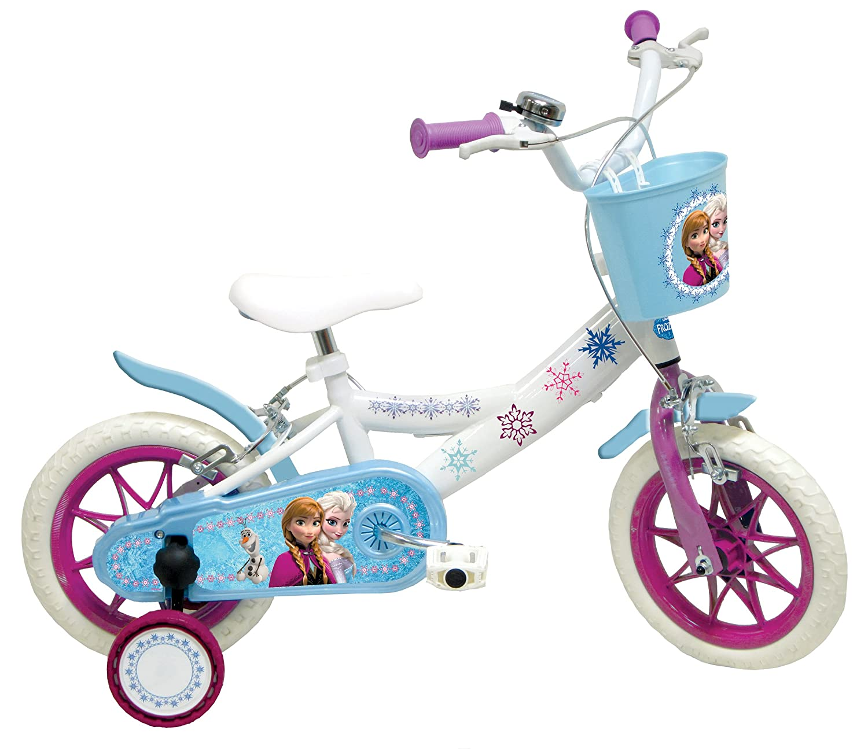 Mondo 25281.0 Fahrrad, Motiv: Die Eiskönigin, 25,4cm (12Zoll)