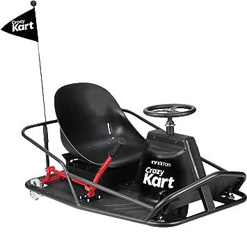 Crazy-Kart INFINITON Negro - Drift VEHICULO ELECTRICO NIÑOS