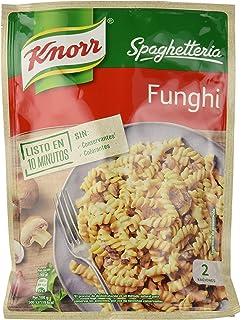 Knorr, Spageti al funghi - 10 de 150 gr. (Total: 1500 gr