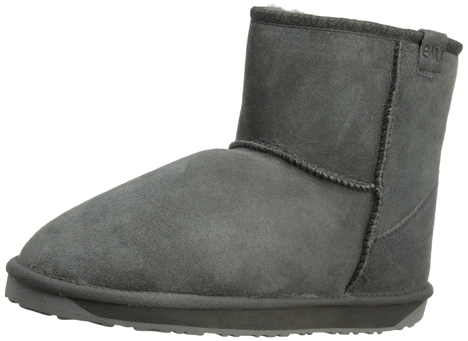 EMU Charcoal Australia Stinger Mini, - bottes femme Gris - Stinger Charcoal f023f80 - digitalweb.space
