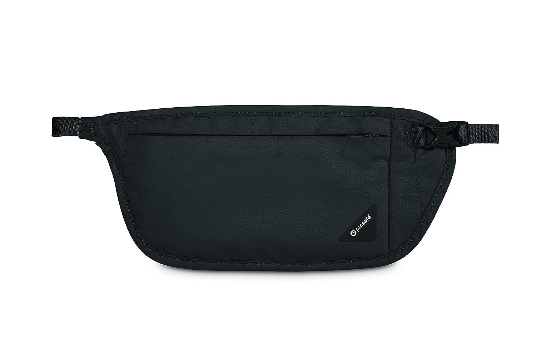 Neutral Grey Outpac Designes Inc. PACSAFE 10142 Pacsafe Coversafe V100 Anti-Theft RFID Blocking Waist Wallet