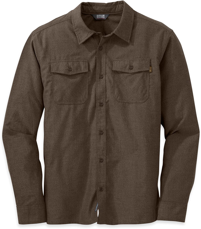 Outdoor Research Mens Gastown Long Time Shirt