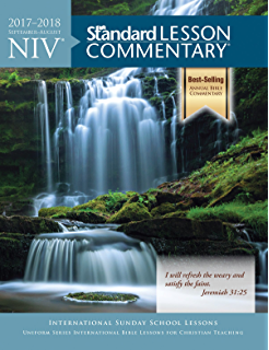 Bible expositor and illuminator kindle edition by union gospel niv standard lesson commentary 2017 2018 fandeluxe Choice Image