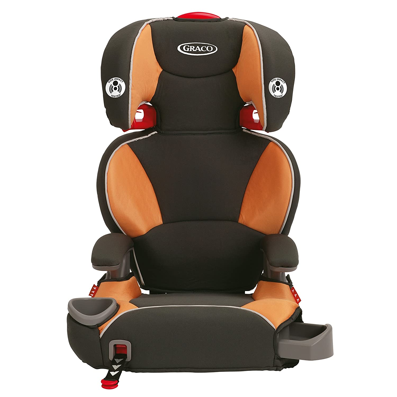 Amazon.com : Graco Affix Highback Booster Car Seat with Latch System ...