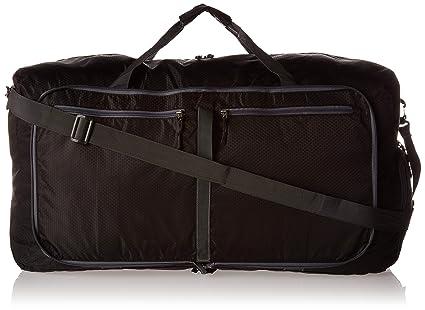 Villacera 28-Inch Traveling Duffel Bag   Folds Down Easy   Black   Gym Bag 1cc6ea2a68