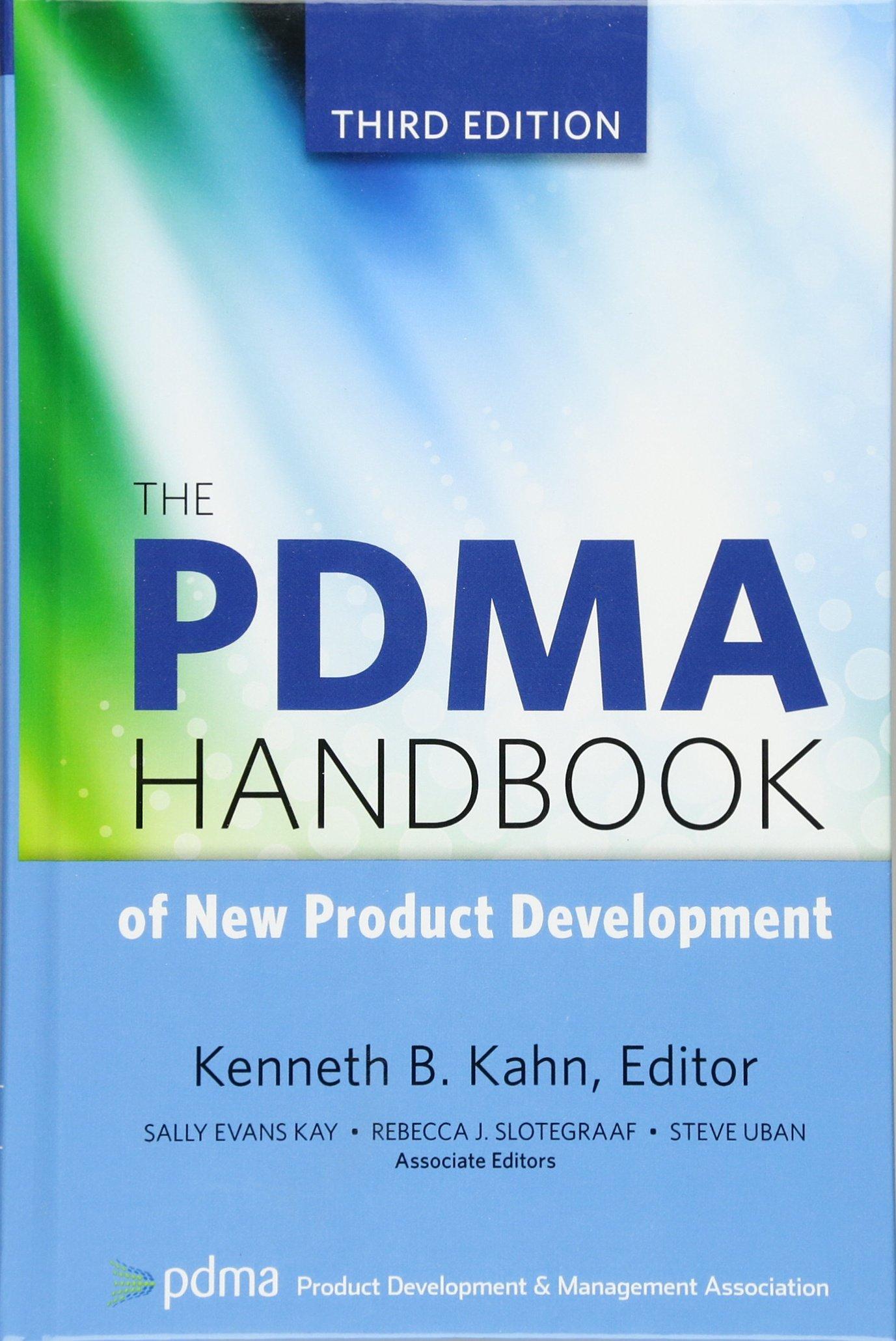 The PDMA Handbook of New Product Development: 9780470648209: Business  Development Books @ Amazon.com