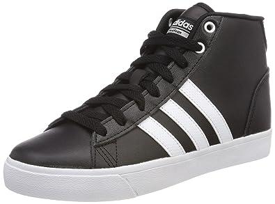 save off b334e be7ce adidas Cloudfoam Daily QT Mid, Baskets Hautes Femme, Noir (Core  BlackFootwear