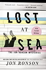 Lost at Sea: The Jon Ronson Mysteries Kindle Edition