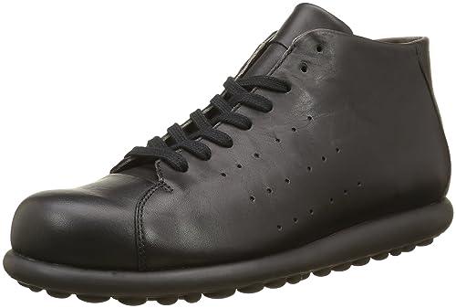 Camper Pelotas Ariel, Botines Para Hombre, Negro (Black 002), 44 EU: Amazon.es: Zapatos y complementos