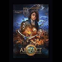 Амулет: Подземелья украденных сердец (Russian Edition) book cover