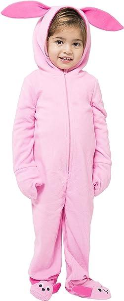Amazon.com: Un juego de pajama de conejo de una pieza de ...