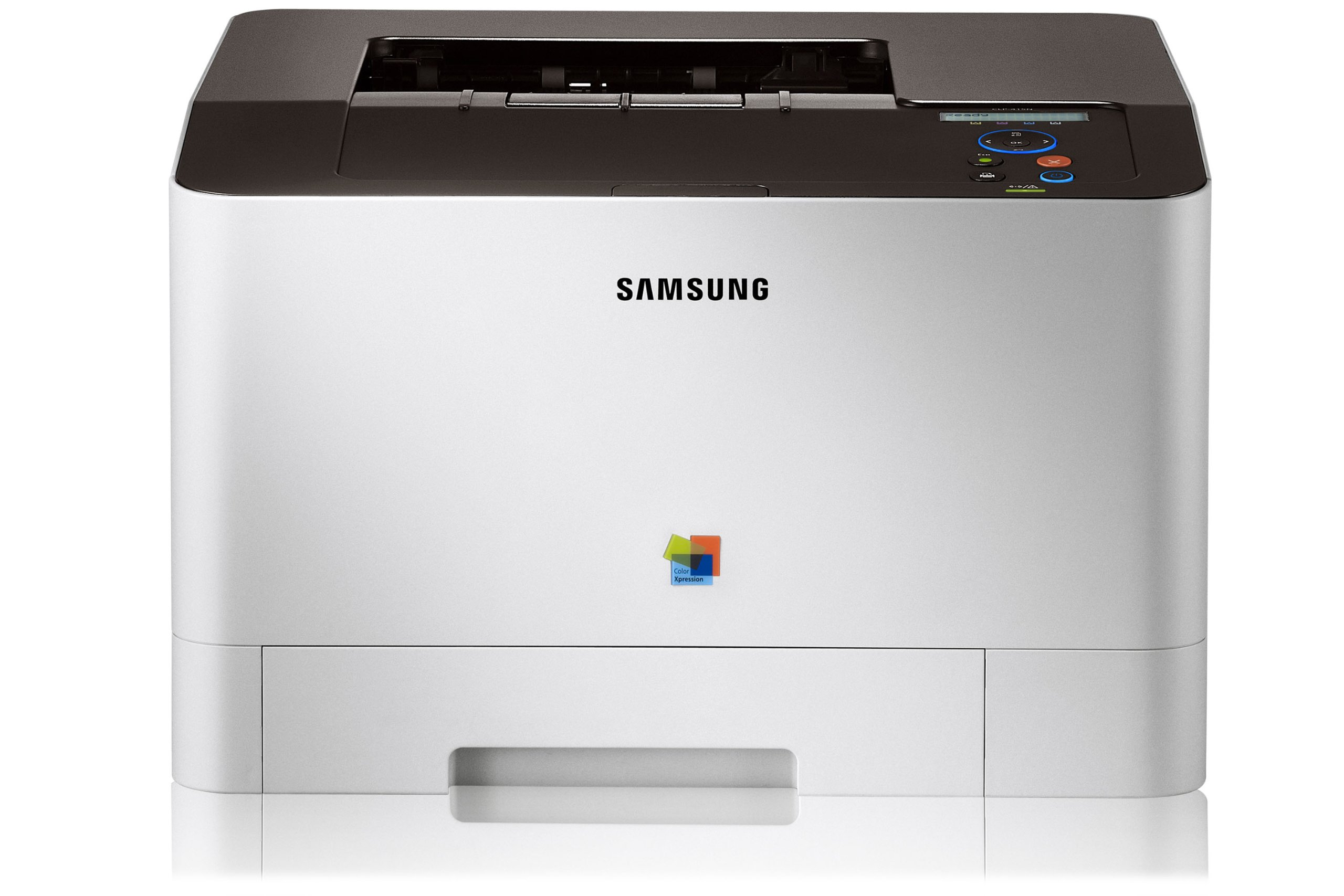 Samsung Clp-415N Colour Laser Printer by Samsung