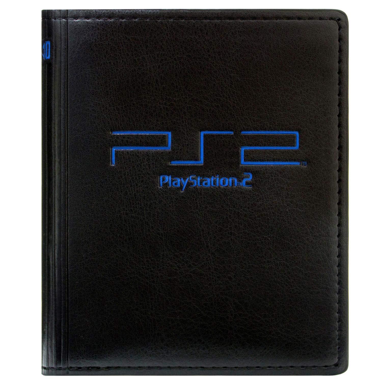 Cartera de PlayStation 2 Consola de videojuegos Negro: Amazon.es ...