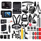 GoPro HERO7 Black - E-Commerce Packaging - Waterproof Action Camera with Touch Screen, 4K HD Video, 12MP Photos, Live…