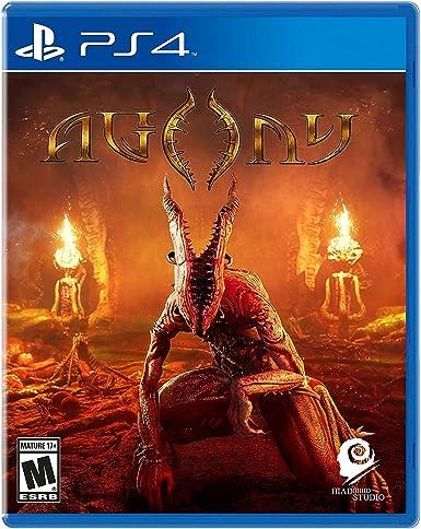 Jogo Agony - Playstation 4 - Deep Silver