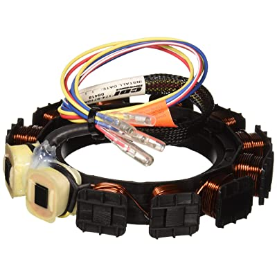 CDI Electronics 174-9710K 1 Mercury/Mariner Stator - 2/3/4 Cyl. 16 Amp (1987-1997): Automotive