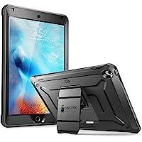 SUPCASE SUP-iPad2017-9.7-UBPro-Black/Black Unicorn Beetle PRO Series - Carcasa protectora, trabajo pesado, envoltura completa y doble capa  para Apple iPad 9.7inch 2017(negro/negro)