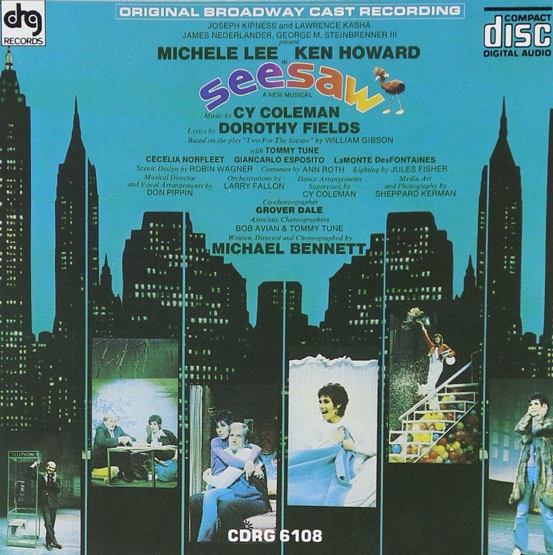 SEESAW / O.S.T. - Seesaw (1973 Original Broadway Cast) - Amazon.com ...