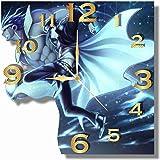 JoJo's Bizarre Adventure 11'' 壁時計(ジョジョの奇妙な冒険)あなたの友人のための最高の贈り物。あなたの家のためのオリジナルデザイン