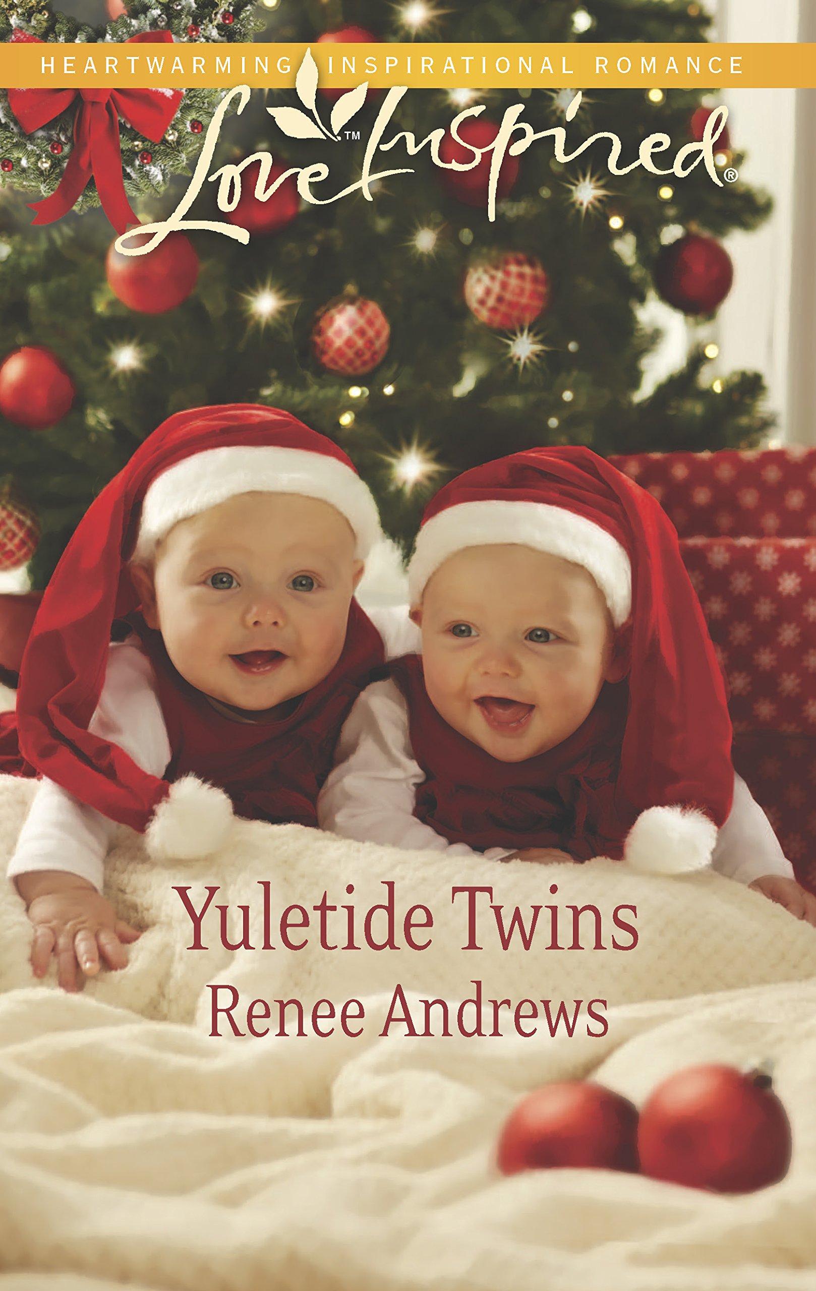 Download Yuletide Twins (Love Inspired) PDF