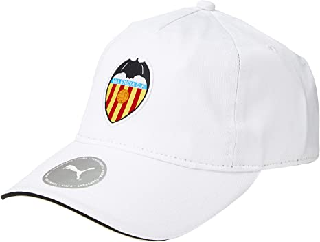 PUMA VCF Training Cap Gorra, Unisex Adulto, White/Black, Talla ...