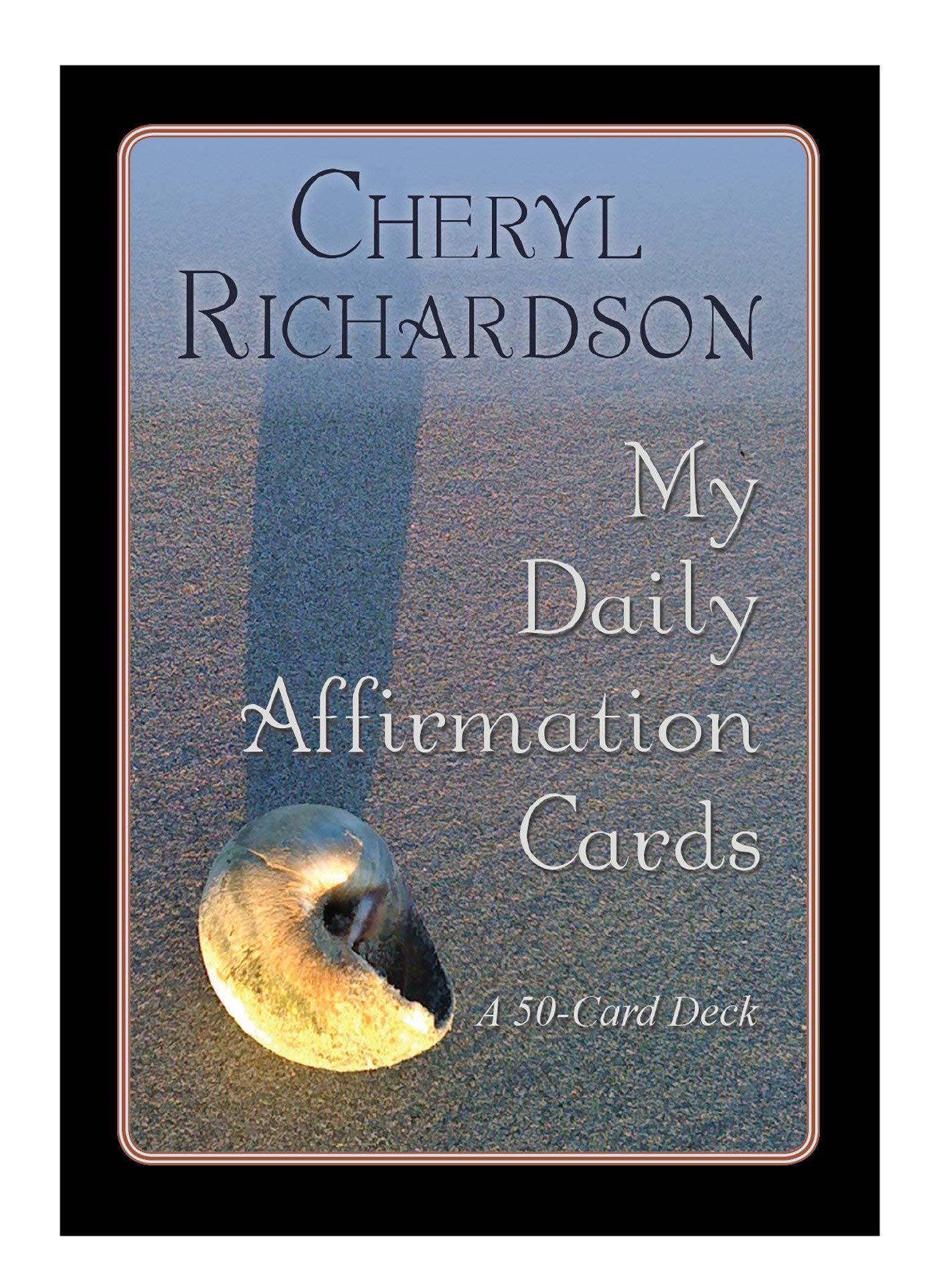 Download My Daily Affirmation Cards: A 50-Card Deck plus Dear Friends card pdf