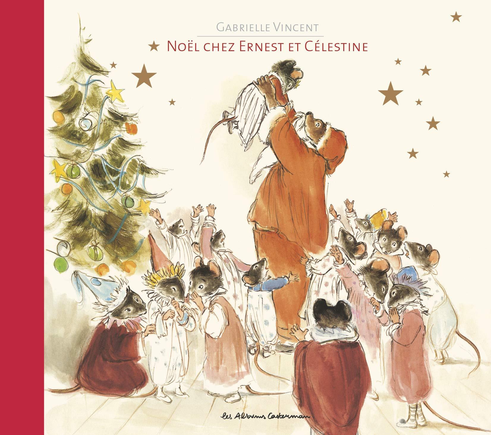Noel Chez Ernest Et Celestine Les Albums D Ernest Et Celestine French Edition Gabrielle Vincent Casterman 9782203040434 Amazon Com Books