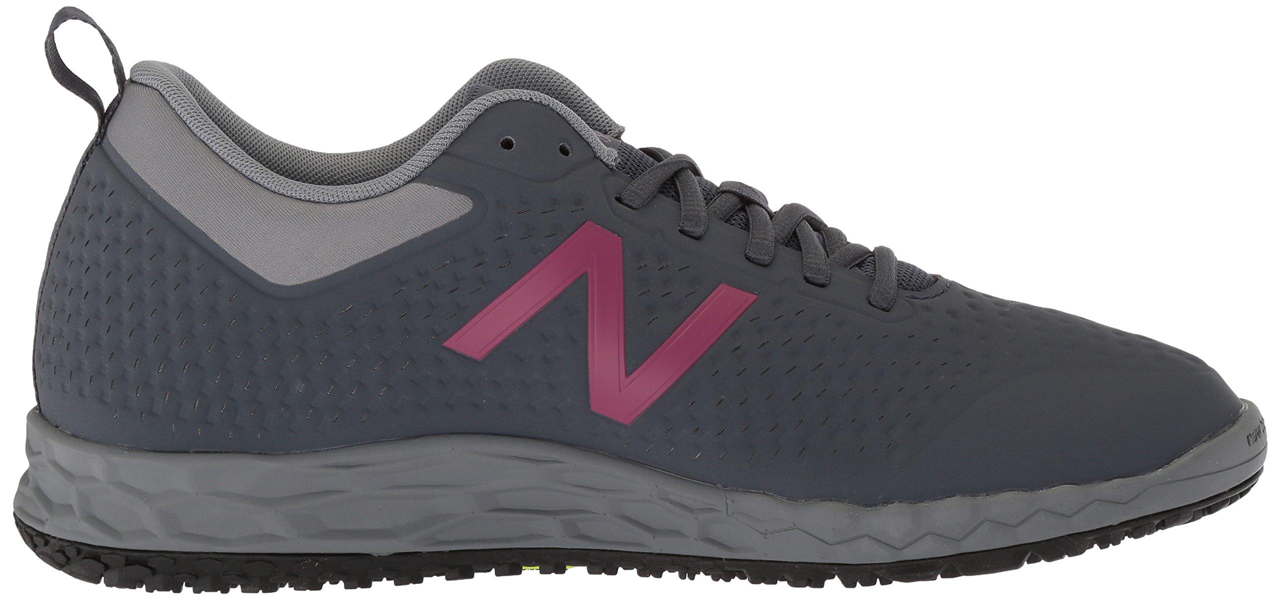 New Balance Women's 806v1 Work Training Shoe, Grey, 10.5 B US by New Balance (Image #6)