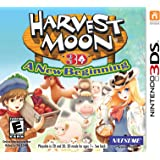 Harvest Moon 3D: A New Beginning - Nintendo 3DS by Natsume