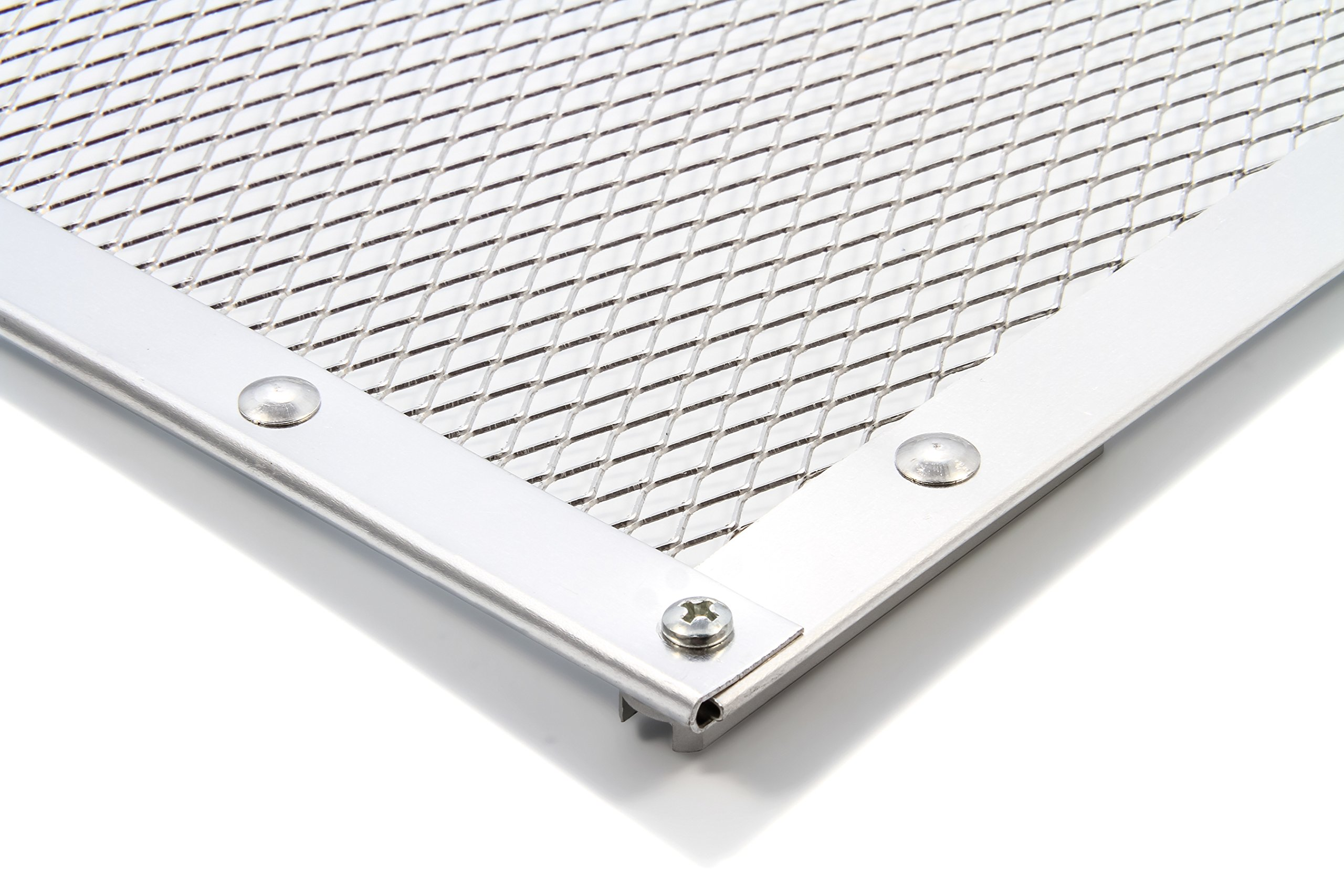 Camco 43981 Aluminum Screen Door Standard Mesh Grille - Protects Your RV's Screen Door, Anodized Aluminum Will Not Corrode by Camco (Image #4)