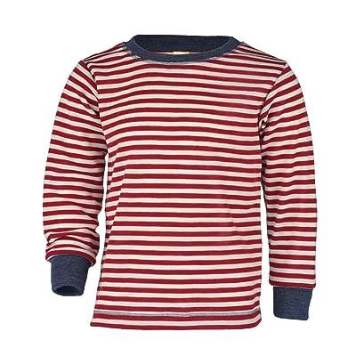 ENGEL Sweater 100% MERINO WOOL children boy girl thermal shirt pajama Top organic 42 7610