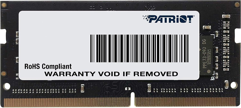 Patriot Signature Series 8GB 2666MHz (PC4-21300) DDR4 SODIMM Memory Module