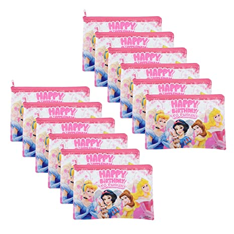 Buy Asera 12 Pcs Kids Girls Pencil Pouch For Birthday Return Gifts