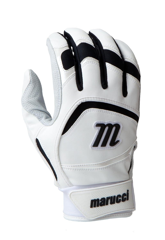 Marucci Proユースバッティング手袋 B00X1OFGJWブラック Small