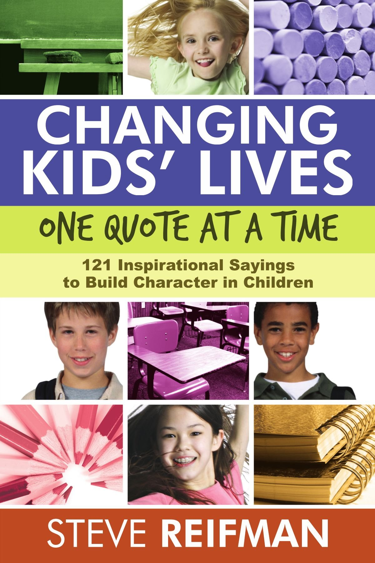 Changing Kids Lives Quote Time product image