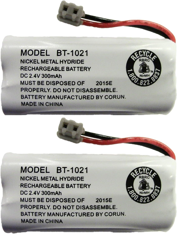 Nuevo. Auténtico Uniden BT-1021BBTG0798001inalámbrico teléfono batería recargable