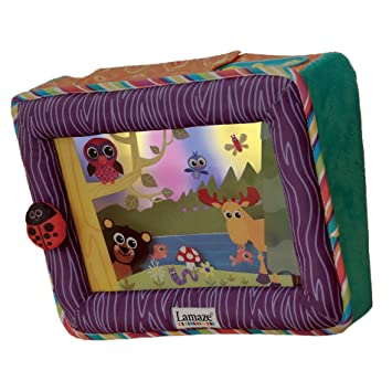Amazon.com: Lamaze cuna Chupete, Northen Lights: Baby