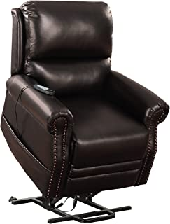 Seven Oaks Power Lift Recliner for Seniors Electric Chair for the Elderly with Heated Massage  sc 1 st  Amazon.com & Amazon.com: Seven Oaks Power Lift Recliner for Seniors | Electric ... islam-shia.org