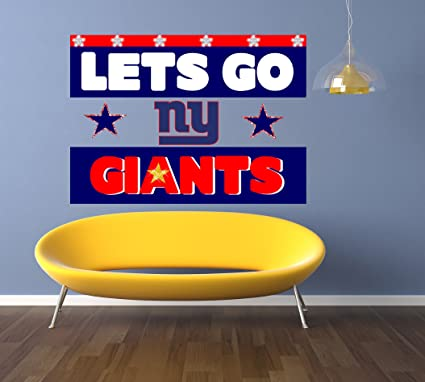 New york giants sticker giants sticker giants decal new york giants decal